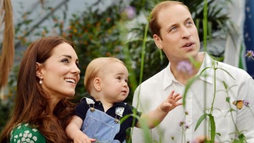 """Minden készen áll a második """"Royal Baby"""" érkezésére"""